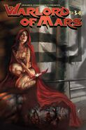 Warlord of Mars 34 Cover B