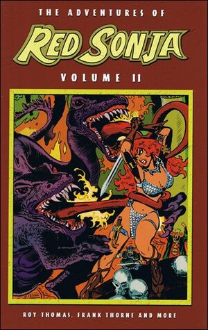 Adventures of Red Sonja 02 Cover A