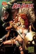 Legends of Red Sonja 04 Cover A