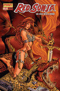 Red Sonja 11 Cover C