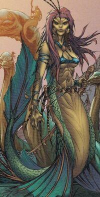 Mermaid Leader