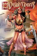 Dejah Thoris 01 Cover B