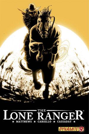 Lone Ranger 09 Cover