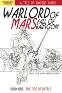 Fall of Barsoom 01 Cover C