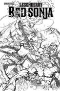 Legenderry Red Sonja 02 Cover B