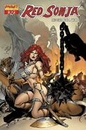 Red Sonja 10 Cover D