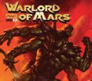 Warlord of Mars Annual Vol 1 1