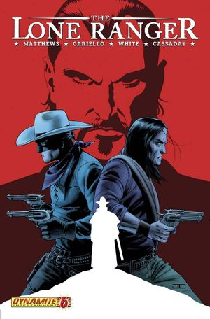 Lone Ranger 06 Cover A