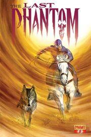 The Last Phantom 08 Cover A