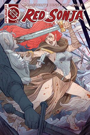 Red Sonja vol 3 05 Cover A