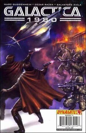 Galactica 1980 Vol 1 4