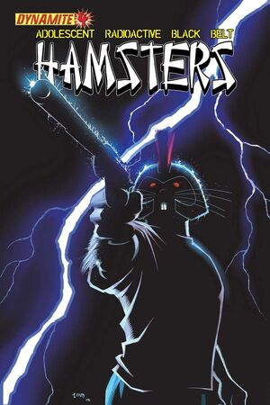 Adolescent Radioactive Black Belt Hamsters Vol 1 4