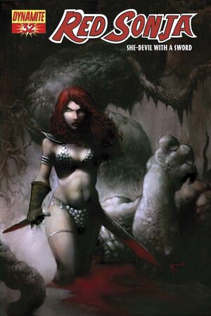 Red Sonja 32 Cover A