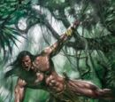 Tarzan (Earth-UU008)/Gallery