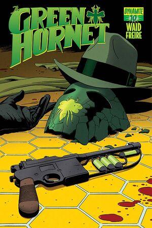Green Hornet 10 Cover A