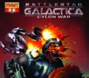 Battlestar Galactica: Cylon War Vol 1 2