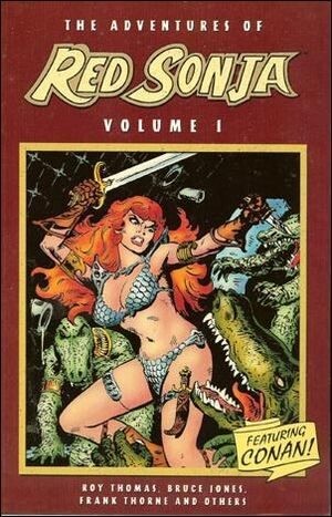 Adventures of Red Sonja 01 Cover A