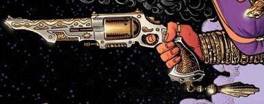 Dejah's Pistol