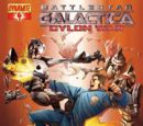 Battlestar Galactica: Cylon War Vol 1 4