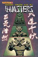 Adolescent Radioactive Black Belt Hamsters Vol 1 3-B