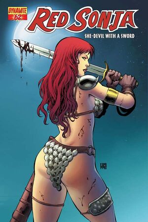 Red Sonja 62 Cover A