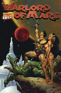 Warlord of Mars 01 Cover A