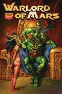 Warlord of Mars 20 Cover A