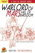 Fall of Barsoom 01 Cover E