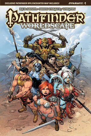 Pathfinder Worldscape 01 Cover A