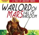 Warlord of Mars: Fall of Barsoom Vol 1