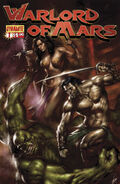 Warlord of Mars 01 Cover B