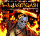 Freddy Vs. Jason Vs. Ash: The Nightmare Warriors Vol 1 2