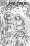 Red Sonja 0 Authentix Cover