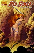Red Sonja 03 Cover B