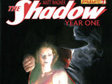 The Shadow: Year One Vol 1 1