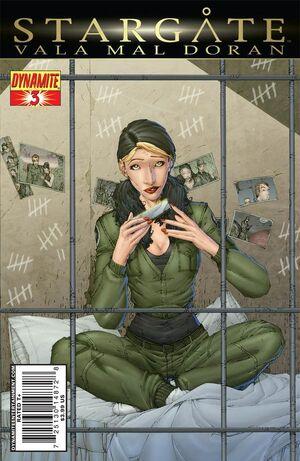 Stargate Vala Mal Doran Vol 1 3