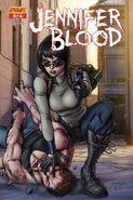 Jennifer Blood 12 Cover B