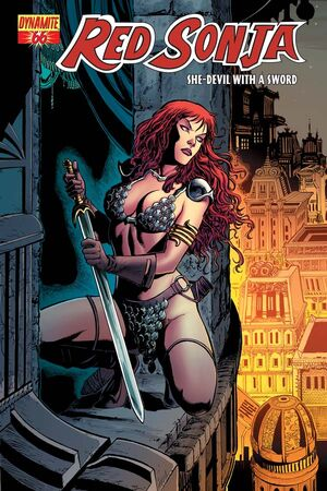 Red Sonja 66 Cover A