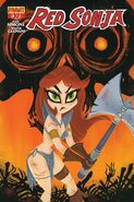 Red Sonja vol 2 10 Cover C