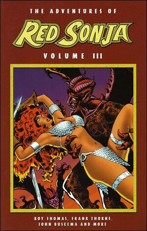 Adventures of Red Sonja 03 Cover A
