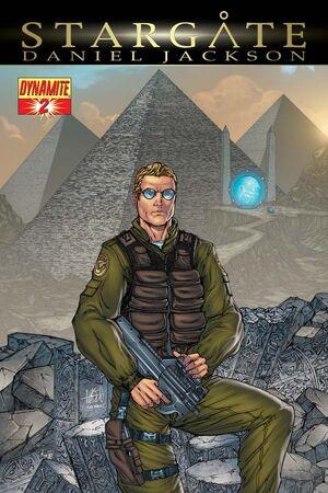 Stargate Daniel Jackson Vol 1 2