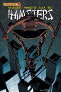 Adolescent Radioactive Black Belt Hamsters Vol 1 4-B