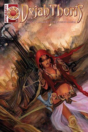 Dejah Thoris 01 Cover A