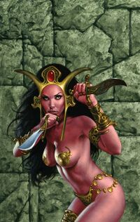 Warlord of Mars Dejah Thoris 4