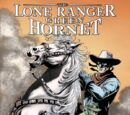 The Lone Ranger/Green Hornet Vol 1 2