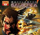 Battlestar Galactica: Cylon War Vol 1 1