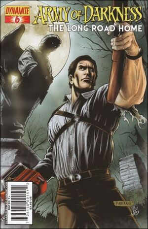Army of Darkness Vol 2 6 Cover A