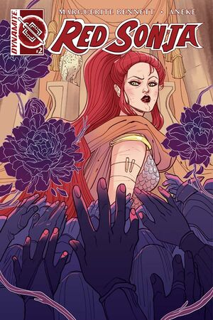Red Sonja vol 3 02 Cover A