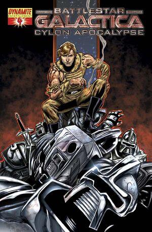 Cylon Apocalypse 04 Cover A