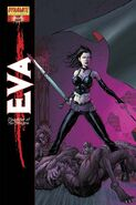 Eva Daughter of the Dragon Cover B